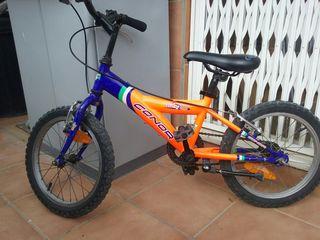 """bicicleta conor 16"""""""