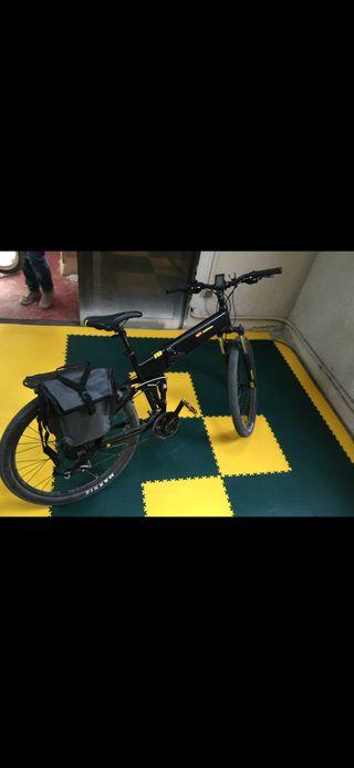 Alquiler y venta bicicletas eléctricas por horas.