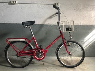 Bicicleta plegable clásica BH