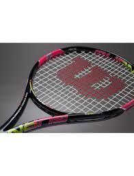 Wilson Burn 100L Raqueta de Tenis