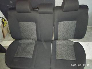 asientos ibiza traseros
