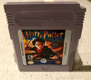 Juego HARRY POTTER Game Boy
