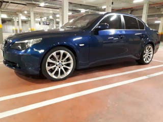 BMW Serie 5 525d Futura