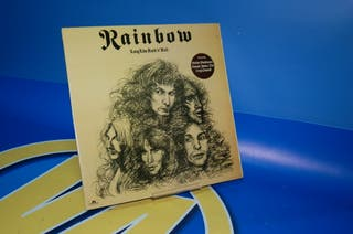Disco Vinilo LP- Rainbow Long Live Rock 'N'