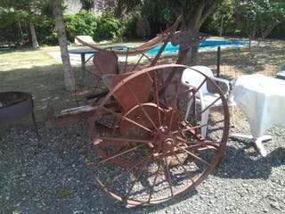 tractor David 75,lanz 28,sembradora