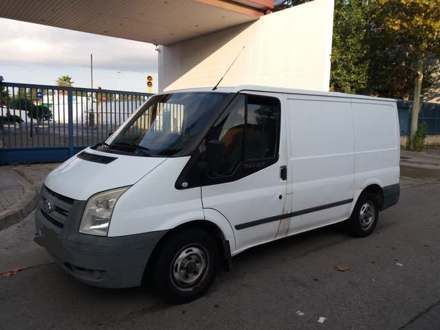 ford trasit ford trasit 2006