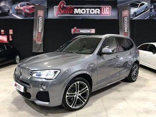 BMW X3 xDrive35d 230 kW (313 CV)