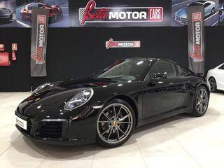 Porsche 911 Carrera Coupe 272 kW (370 CV)