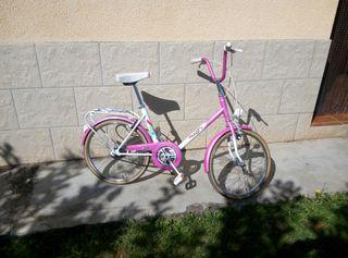 Bicicleta ORBEA Papillon 20 tipo BH clasica