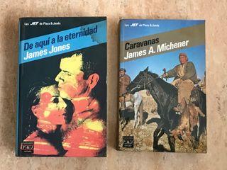 Lote 2 libros Plaza & Janes. Novelas