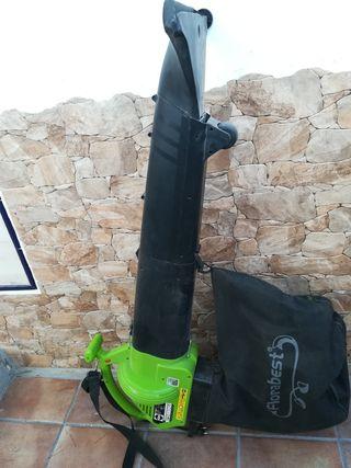 Soplador/Aspirador jardín eléctrico