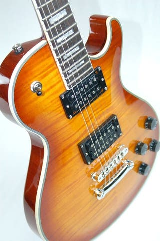 Guitarra eléctrica DEAN TB DLX TAM Korea nueva