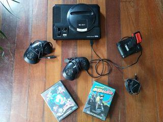 Mega Drive retro