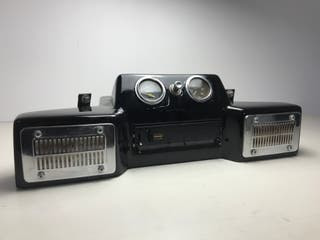 RADIO CADDY FAIRING SHOVELHEAD FLH - HARLEY