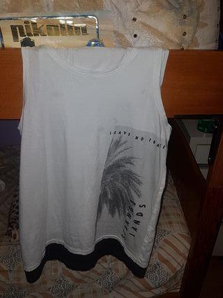 camisa de tirantes para jóvenes de entre 13-16 año
