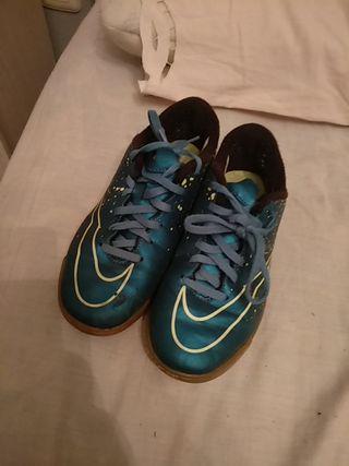 zapatillas de deporte talla 34