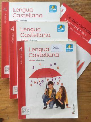Lengua Castellana 4° Primaria