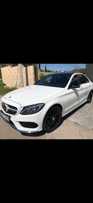 Mercedes-Benz Clase C 2015