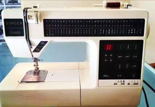 máquina de coser singer sonata