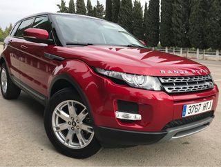 """Land Rover Evoque """"Automático, piel, Xenon"""""""