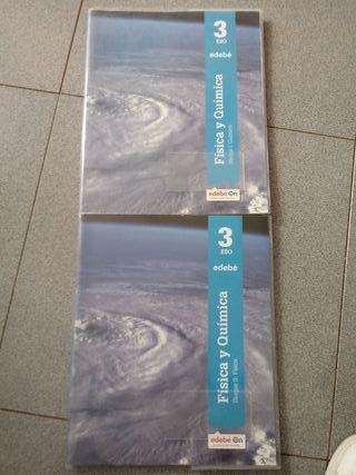 Libro física y Química 3 ESO
