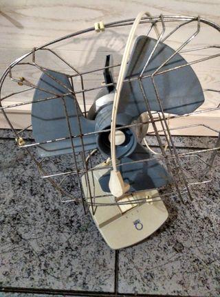 Ventilador taurus vintage
