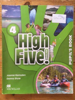 High Five English Pupil's Book 4° Primaria