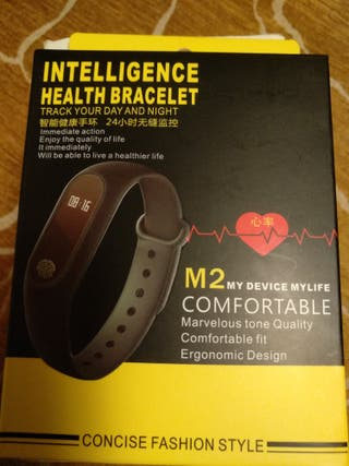 pulsera inteligente