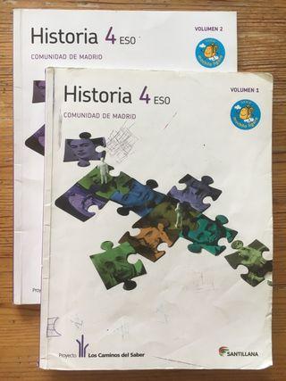 Historia 4° ESO