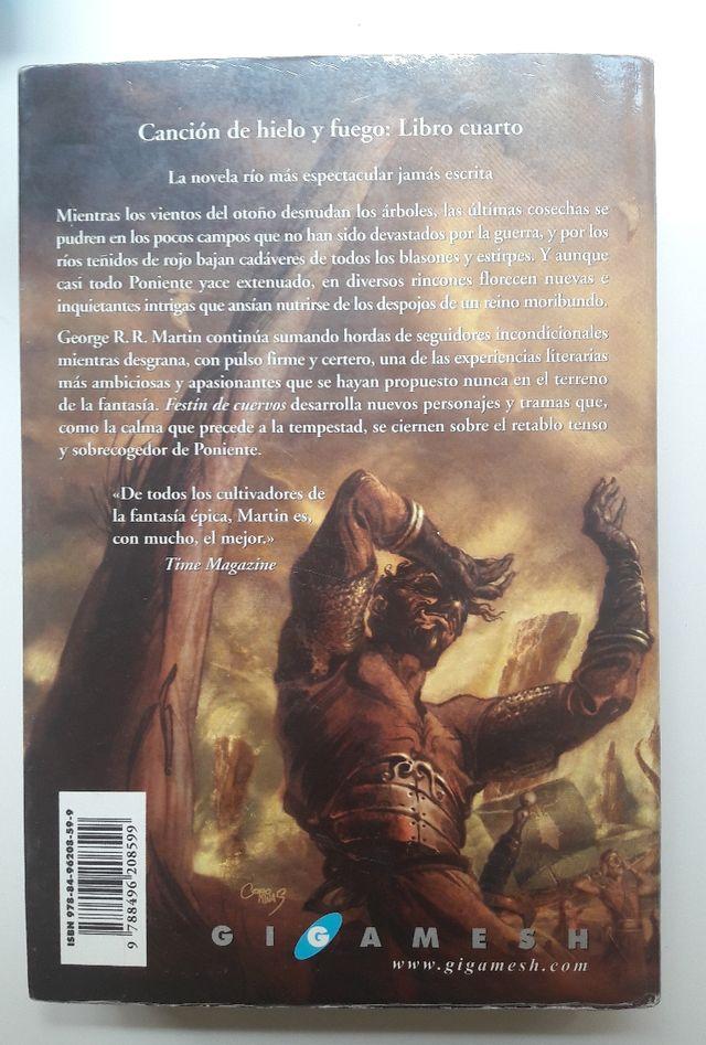 Beautiful Juego De Tronos Cuarto Libro Images - Casas: Ideas ...