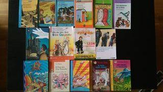 Libros infantiles y adolescentes