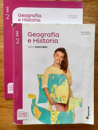 Geografía e Historia 2° ESO