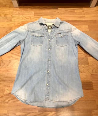 Camisa Vaquera G-Star Raw S