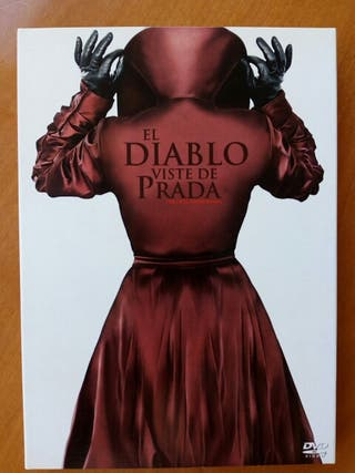 el diablo viste de prada edicion coleccionista dvd
