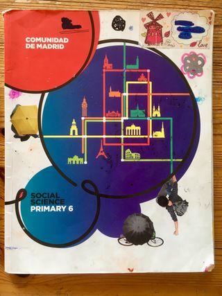Social Science Primary 6° Primaria