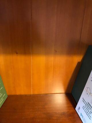 Oferta Libreria- Mueble de salón Madera de Roble.