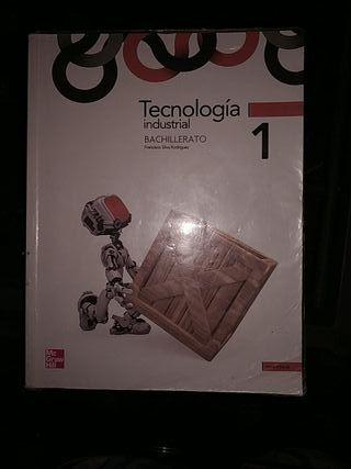 libro tecnología 1 bachillerato