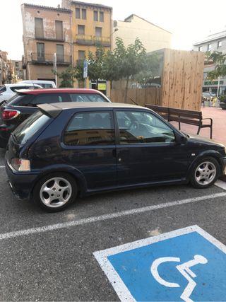 Peugeot 106 gasolina