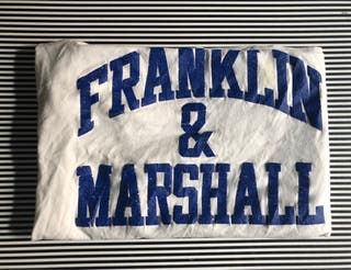 Camiseta tirantes Franklin & Marshall