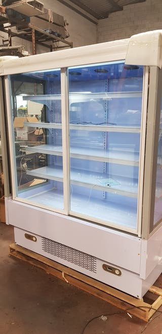 Camara inox de frio para cocina