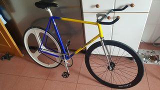Bicicleta Fixie Zeus