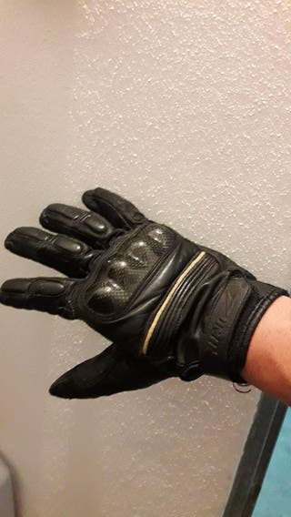 guantes motocicleta