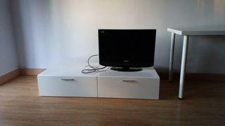mueble bajo de TV