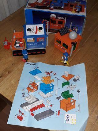 Playmobil 3460 Polar Lab