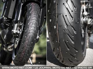 Michelin road 5 (pareja )