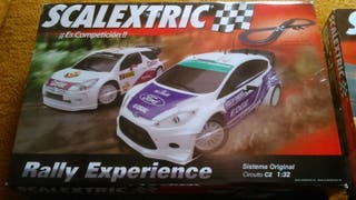 Scalextric Rally Experience