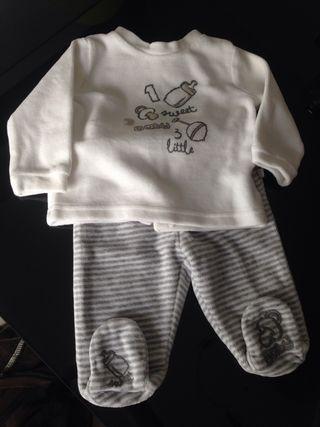 Conjunto bebé 1M