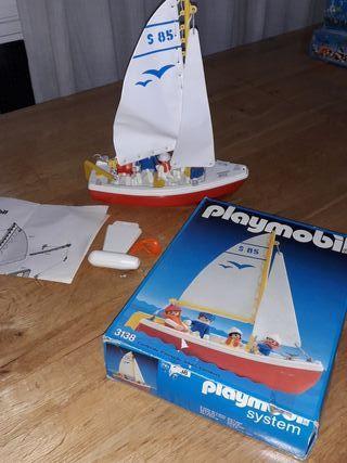 Playmobil 3138 barco velero