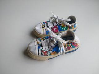Zapatillas talla 23