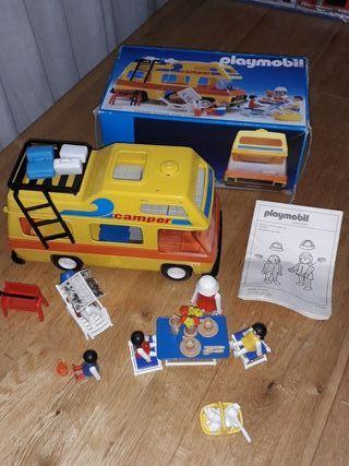Playmobil 3148 autocaravana Camper